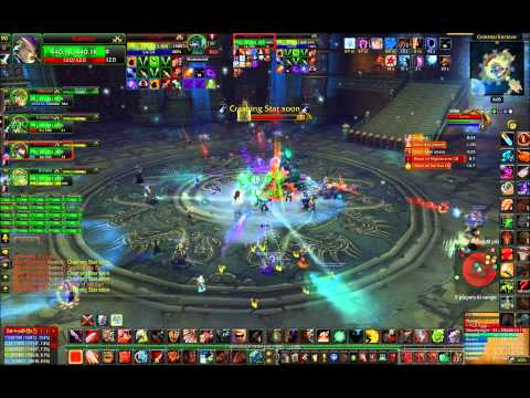 World of Warcraft - Throne of Thunder - Pinnacle of Storms