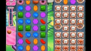 Candy Crush Saga Level 417 NO BOOSTERS