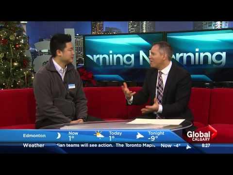 Global TV Calgary-Kumon Canada-Learning during Christmas Break