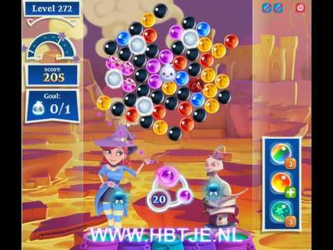 Bubble Witch Saga 2 level 272