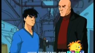 Jackie Chan Adventures - Season 1 (The Twelve Talismans) - Episode 01(01) -  The Dark Hand