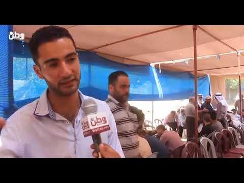 عائلة الفرا التي توفي ابنها في الجزائر لوطن: سليمان كان سيصل اليوم ليتمم اجراءات زواجه
