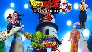 DRAGON BALL Z BUDOKAI TENKAICHI 3 LATINO VERSION FINAL