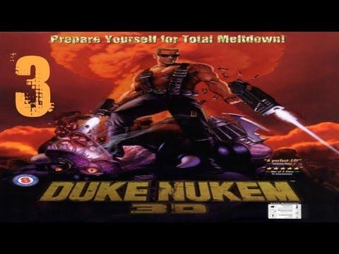 ����������� Duke Nukem 3D. ����� 3 - ������������ ���������.