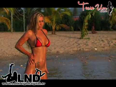 TeaseUm Bikini Girls Shooting in Jamaica