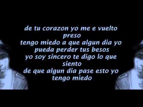 Miedo A Perderte - Rap Romantico (con letra) ( 2012 )