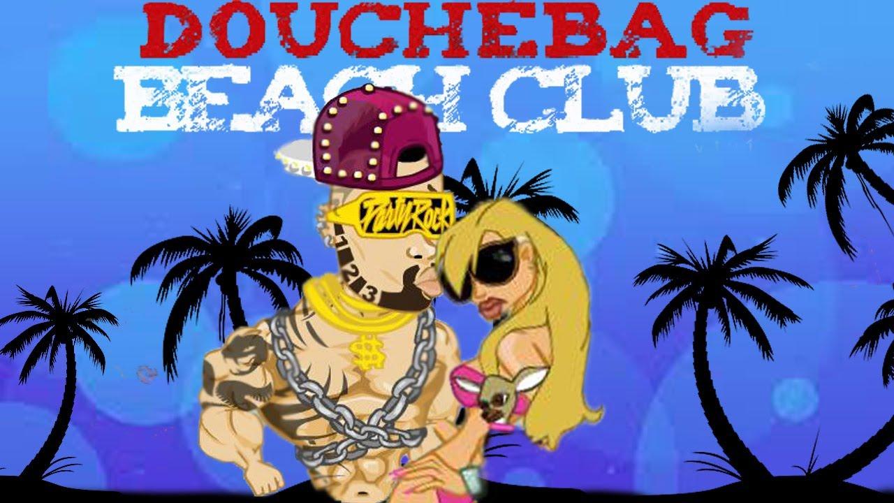 Beach Bag: Douchebag Beach Club