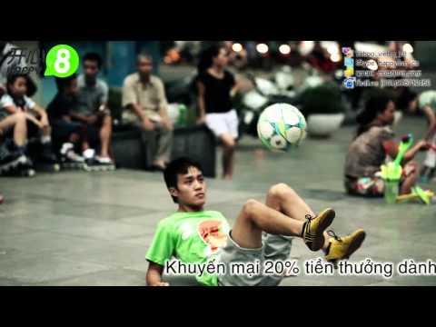 Biểu diễn bóng đá nghệ thuật