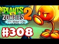 Plants vs. Zombies 2: It's About Time - Gameplay Walkthrough Part 308 - Frostbite Caves Part 2 Peek!