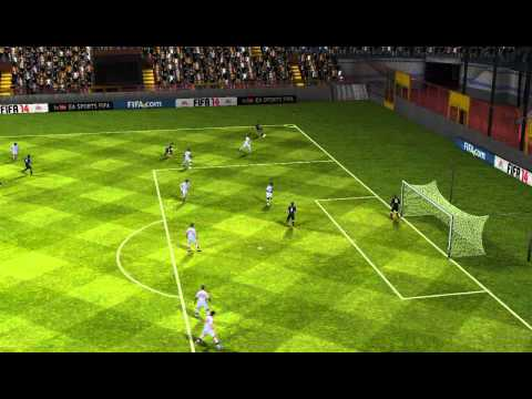 FIFA 14 Android - Inter VS Milan