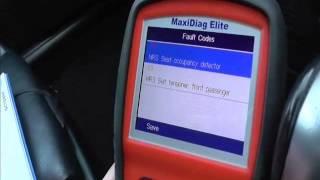 Mini SRS Airbag Light MOT FAIL How To Fix