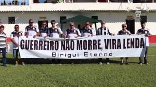 Americano x Sampaio Corrêa - Homenagem ao Vinicius Birigui