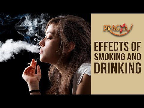 EXPERT ADVICE! Harmful Effects Of Smoking And Drinking- Dr. Anil Chaturvedi (Senior Physician)