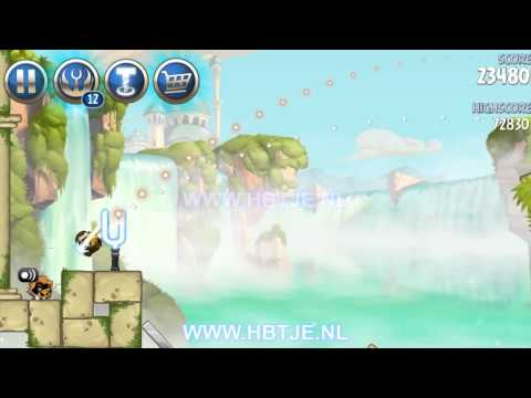 Angry Birds Star Wars 2 Naboo Invasion b1-18 3 stars