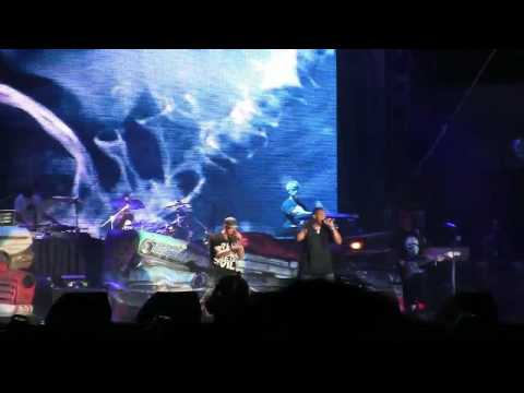 I Need a Doctor - Eminem ft. Dr. Dre & Skylar Grey LIVE in Sydney, Australia