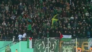 بالفيديو.. العلم الفلسطيني حاضر في مباراة الرجاء والراسينغ !   |   بــووز