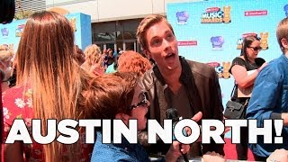 Austin North Sings Frozen's Let It Go