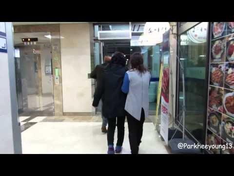 [Hee Young Park]131127 Hyuk's leaving TLJ