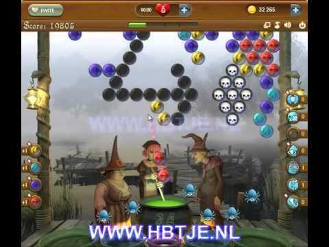 Bubble Witch Saga level 62
