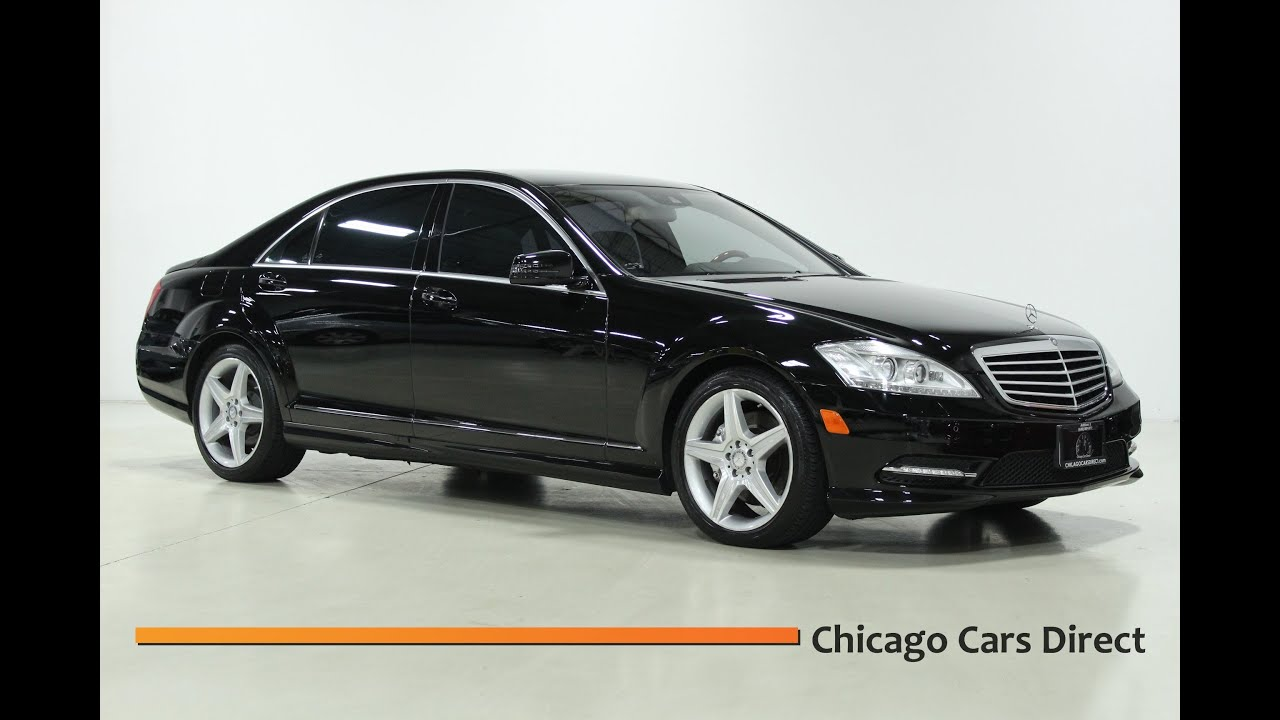 Chicago cars direct presents a 2010 mercedes benz s550 for Mercedes benz s550 4matic 2010