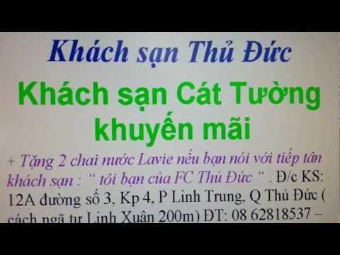 khach san Thu Duc khuyen mai   KS Cat Tuong