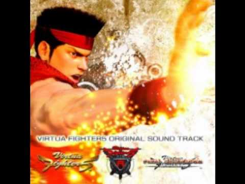 VF5FS - Wolf Hawkfield's Snow Mountain theme (Album Version)