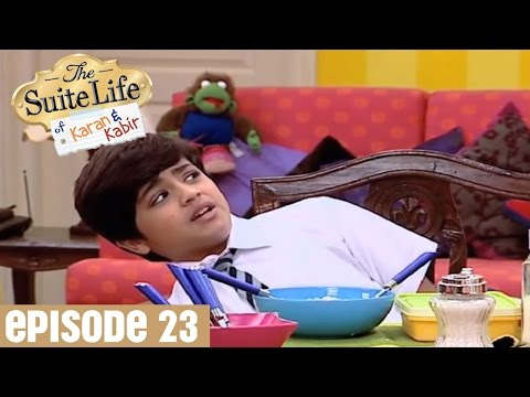 The Suite Life Of Karan and Kabir | Season 1 Episode 23 | Disney India Official