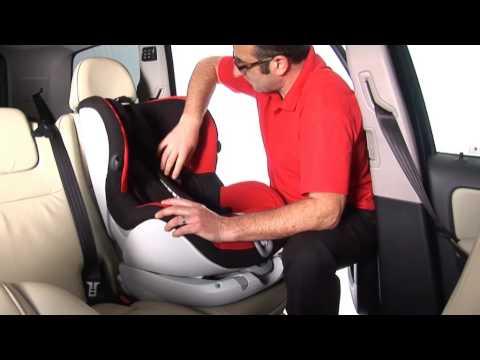 Britax Römer Trifix Isofix Car Seat