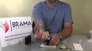 How To Refill Canon Pg510 Pg512 Pg-512 Pg-510 Pg810 Pg-810