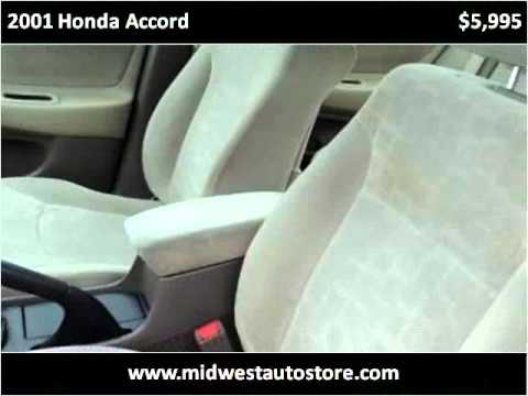 2001 Honda Accord Used Cars Florence KY