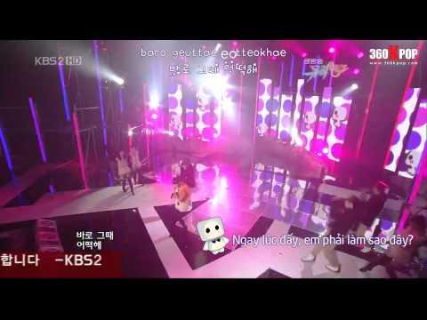 [Vietsub + Kara][Perf] IU - Marshmallow @ KBS Music Bank [360kpop]