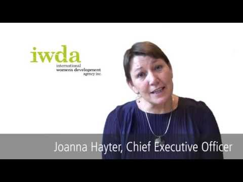 IWDA CEO Joanna Hayter on the 2014 APEC Women & the Economy Forum Download