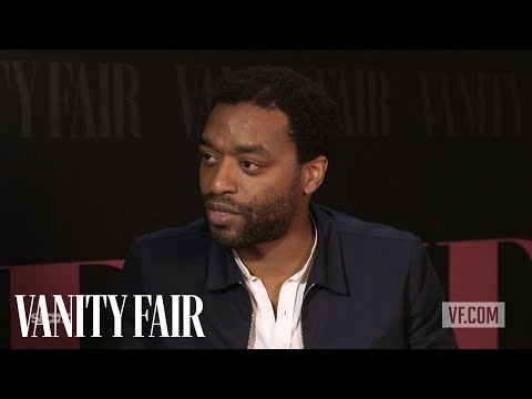 Chiwetel Ejiofor on