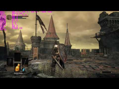 Dark Souls III ultra settings 1080p FX 8320E 4.0Ghz  + GTX 970