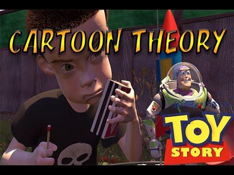 Cartoon Conspiracy Theory | Toy Story's Villain is Actually the Hero?!