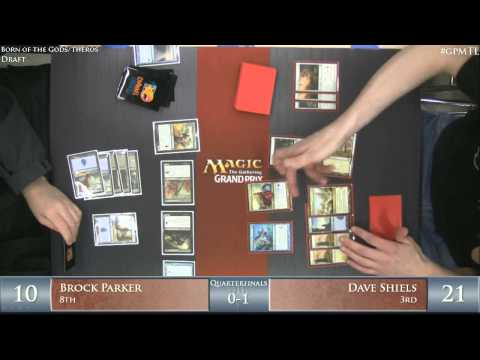 Grand Prix Montreal 2014 Quarterfinals (THS/BNG Draft)