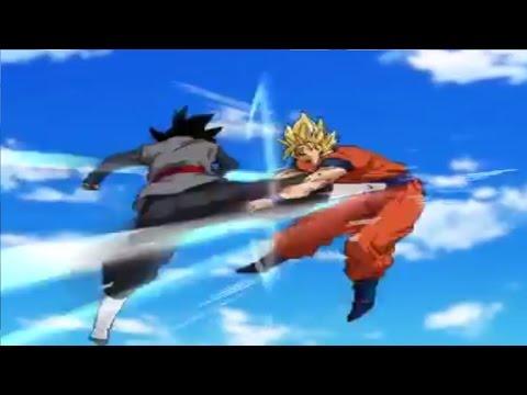Cuộc chiến: Songoku vs Black goku ( tập 50 + 51 )