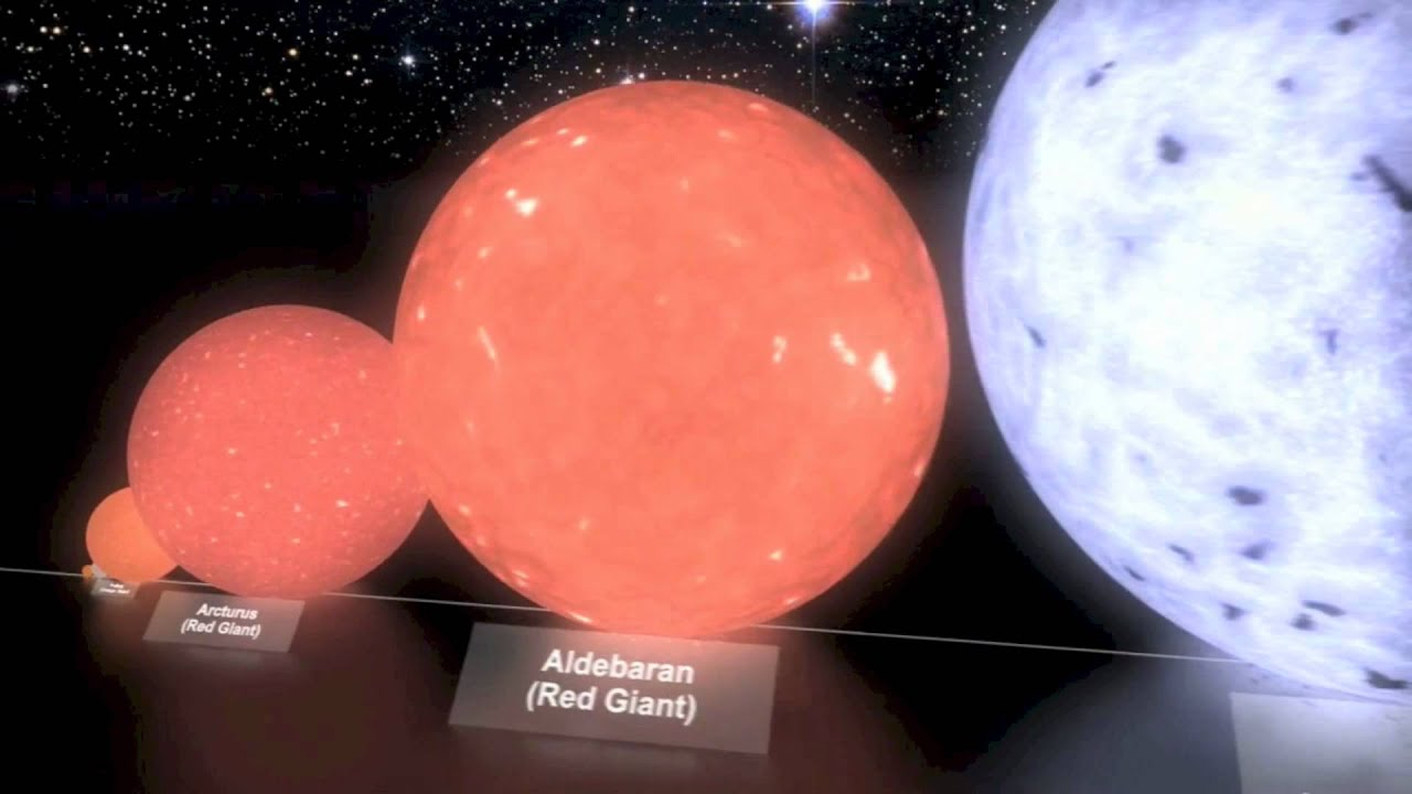 biggest star in the universe - photo #32