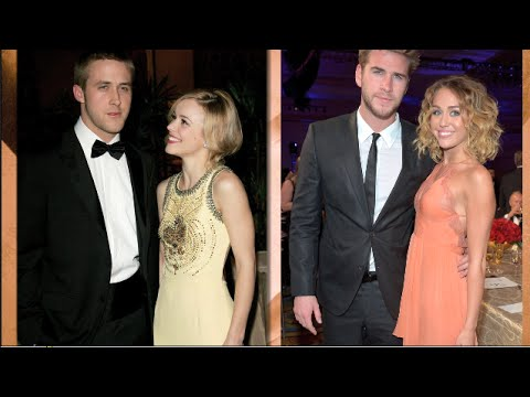 Miley Cyrus & Liam Hemsworth Vs. Ryan Gosling & Rachel McAdams: #1 OTP?!