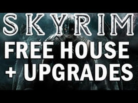 The Elder Scrolls: Skyrim - Get a House for Free