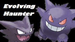 Let's Play Pokémon Leaf Green Bonus : Evolving Haunter