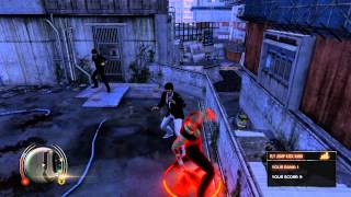 Sleeping Dogs - Officer Speirs - Happy Ending