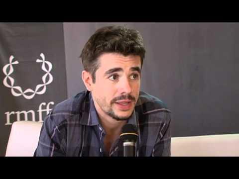 """Javier Drolas, actor argentino de """"Medianeras"""""""