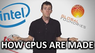 How CPUs Are Made As Fast As Possible