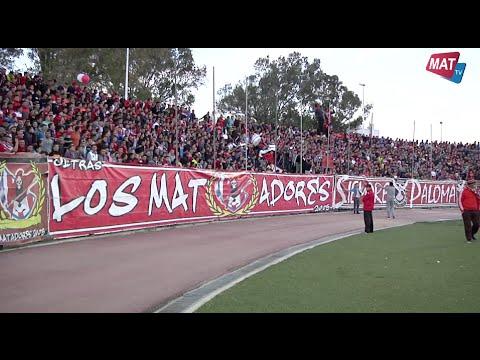 'كواليس مباراة ': المغرب التطواني # أولمبيك اسفي