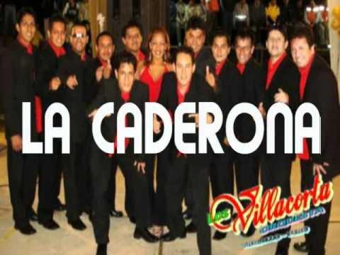 La caderona - Los Vilacorta con la voz de Toño sosaya [SIN PROMOCIONES] CON LETRA