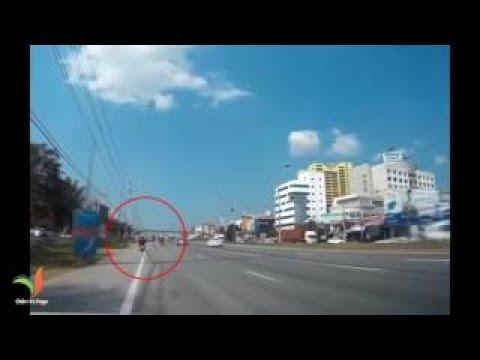 Camera hành trình quay cảnh tai nạn giao thông kinh hoàng nhất Việt Nam