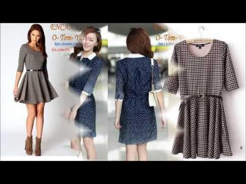 Moda Coreana en venta para damas y caballeros - Encantos O-Tom-yu! Kpop Lima - Peru