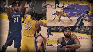 NBA 2K14 Next Gen MyCAREER The Career Ending Crossover!! PS4