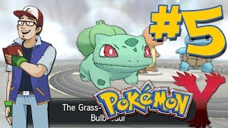 PokéPlay: Pokémon Y - Part 5 - Dat Kanto